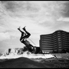 06 surfing waikiki beach wedding