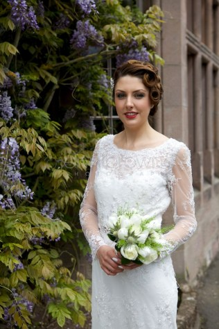 ivory whites bridal shoot | jenni browne photography 17