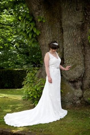 ivory whites bridal shoot | jenni browne photography 19