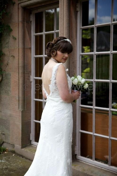 ivory whites bridal shoot | jenni browne photography 27