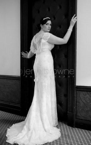 ivory whites bridal shoot | jenni browne photography 29