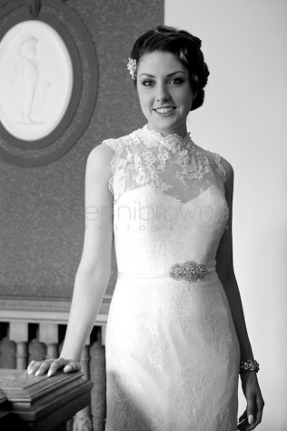 ivory whites bridal shoot | jenni browne photography 7