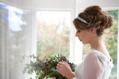 bridal photo shoot, knock castle 13