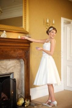 bridal photo shoot, knock castle 17