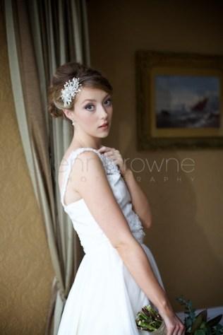 bridal photo shoot, knock castle 18