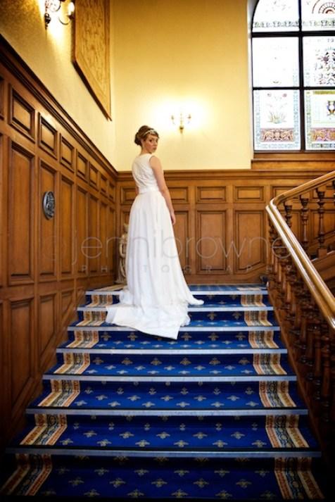 bridal photo shoot, knock castle 24