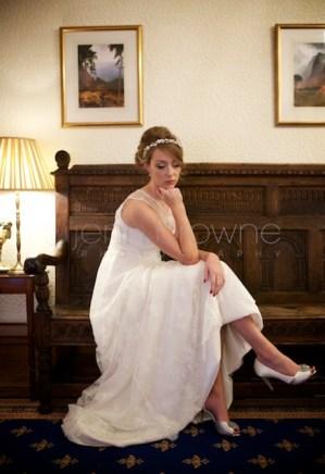 bridal photo shoot, knock castle 26