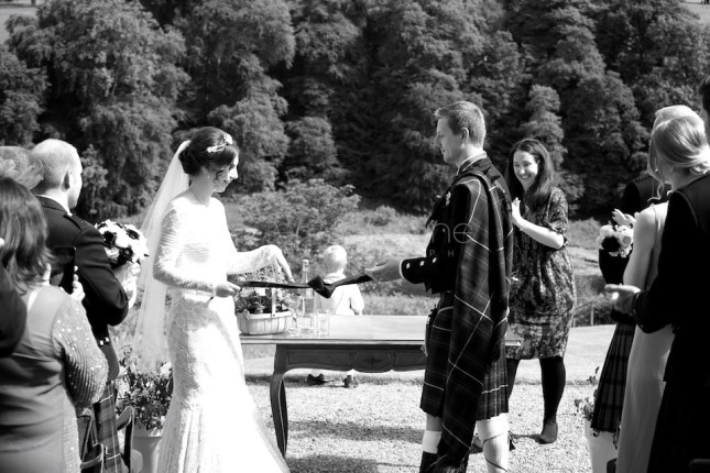 perthshire wedding photography