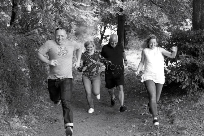 perthshire natural family photo shoot