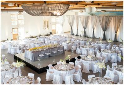 Fort Edmonton Hangar Wedding