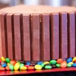 Kit Kat Cake-22