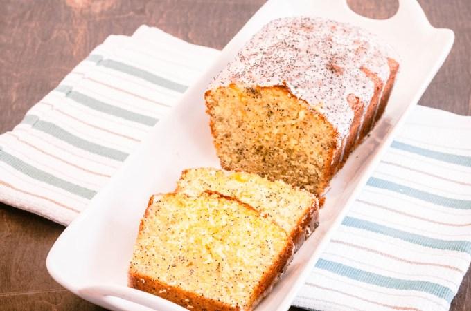 Almond Poppy Seed Bread   Jennifer Cooks