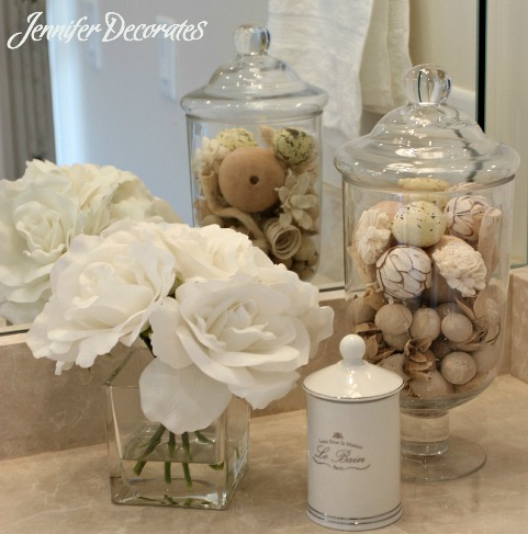 Tips to accessorizing a beautiful bathroom jennifer decorates