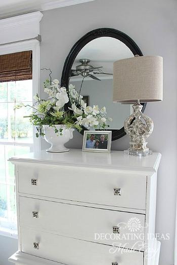 accessorizing bedroom