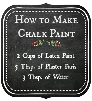 Chalk paint furniture jennifer decorates for How much can you save building your own house
