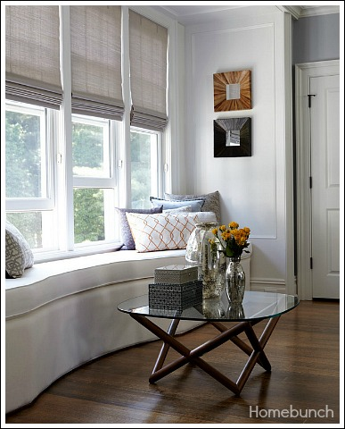 Modern window treatments inspirational ideas for Modern blinds for windows