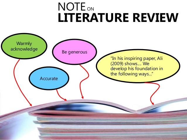 Literature Review \u2013 jennifergghagl93culc - literature review
