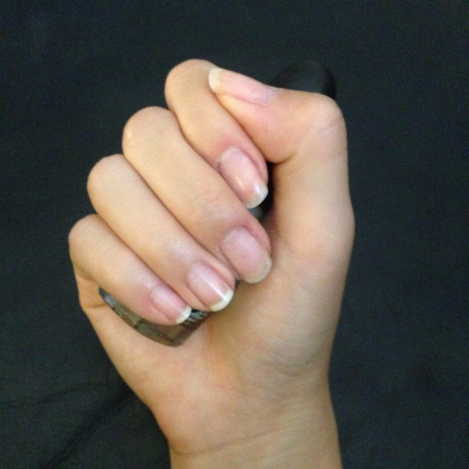 Healthy Nails - Routine - One Moment Plz