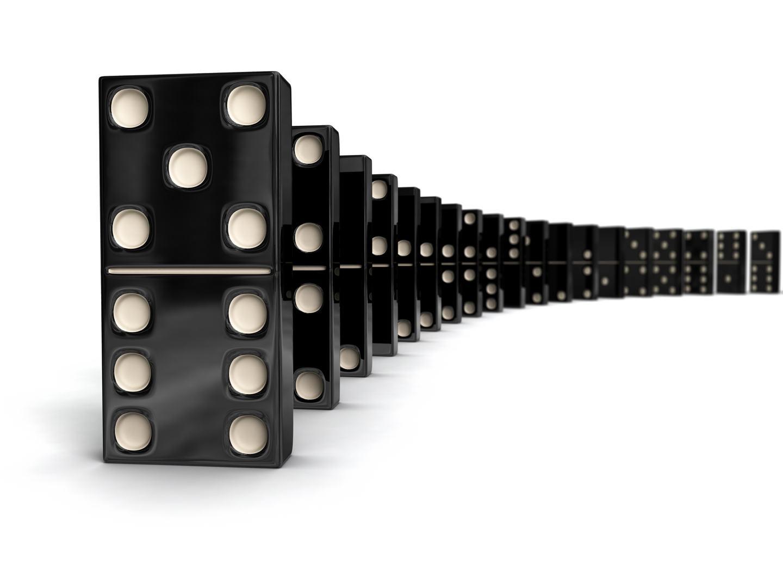 Dominoes Falling Wallpaper Wednesday Worthy Amp The Domino Effect Jennifer Lyon