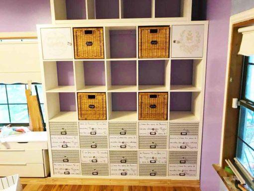 The Best Ikea Craft Room Storage Shelves Ideas