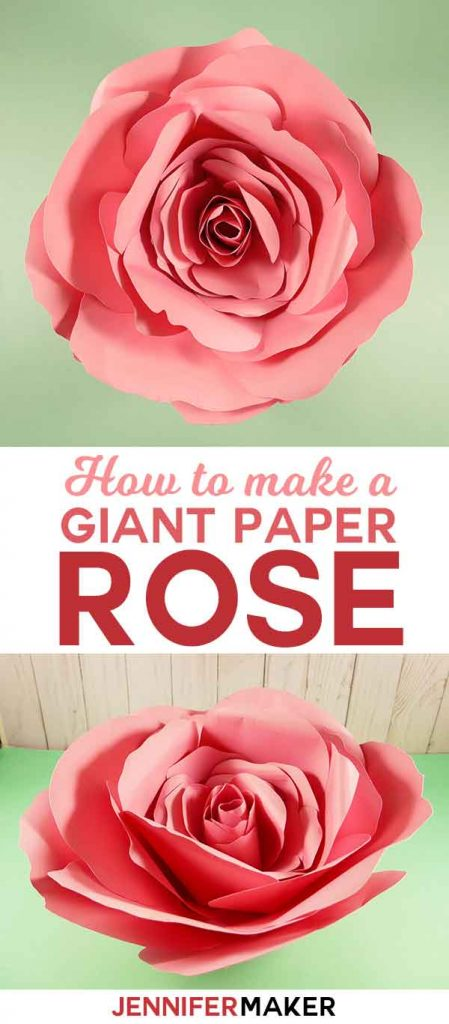 Giant Flower Spellbound Rose - Every Petal is Unique! - Jennifer Maker