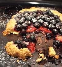 Love cherry pie? Make this rustic cherry tart - Jennifer Rizzo