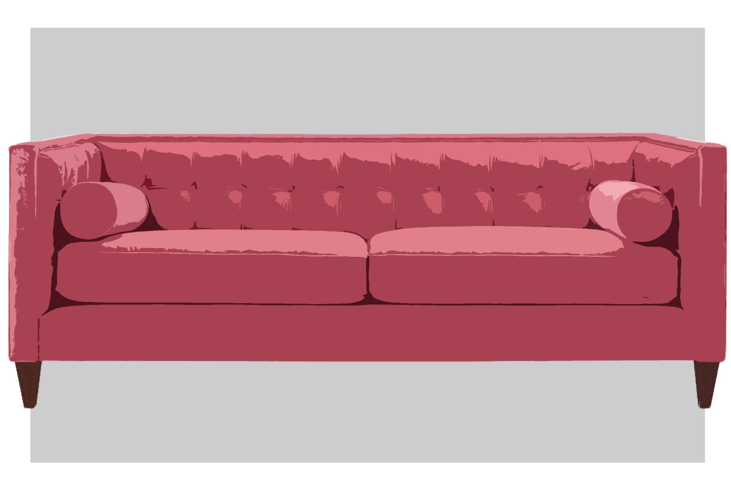 Settee No Arms Sofa Styles Jennifer Taylor Home