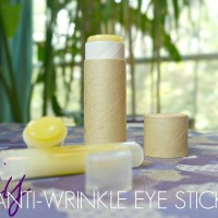 DIY Anti Wrinkle Eye Stick!