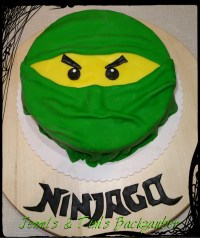 Lego Ninjago Torte Innen mit berraschung  Jennis ...