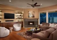 living room setup with fireplace | www.lightneasy.net