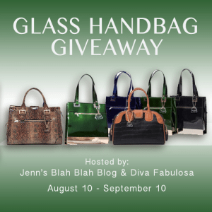 Free Blogger Opportunity | Glass Handbag Giveaway
