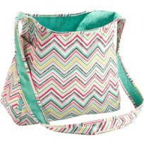 to Metro Retro Thirty-One Tote Review - Every Mommy Needs a Tote Like This
