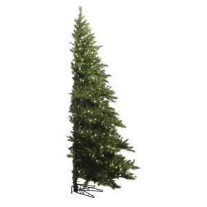 ChristmasTree4 NATIONAL TREE COMPANY 2' NOBLE SPRUCE TREE  #REVIEW