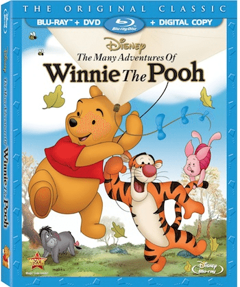 "Disney Proudly Celebrates the ""Winnie The Pooh #Disney Proudly Celebrates ""The Many Adventures of Winnie The Pooh!"