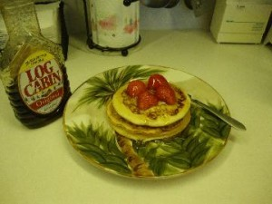 justalmonds4 Almond Flour Pancakes?  You Have To Check Out The Just Almonds #Review
