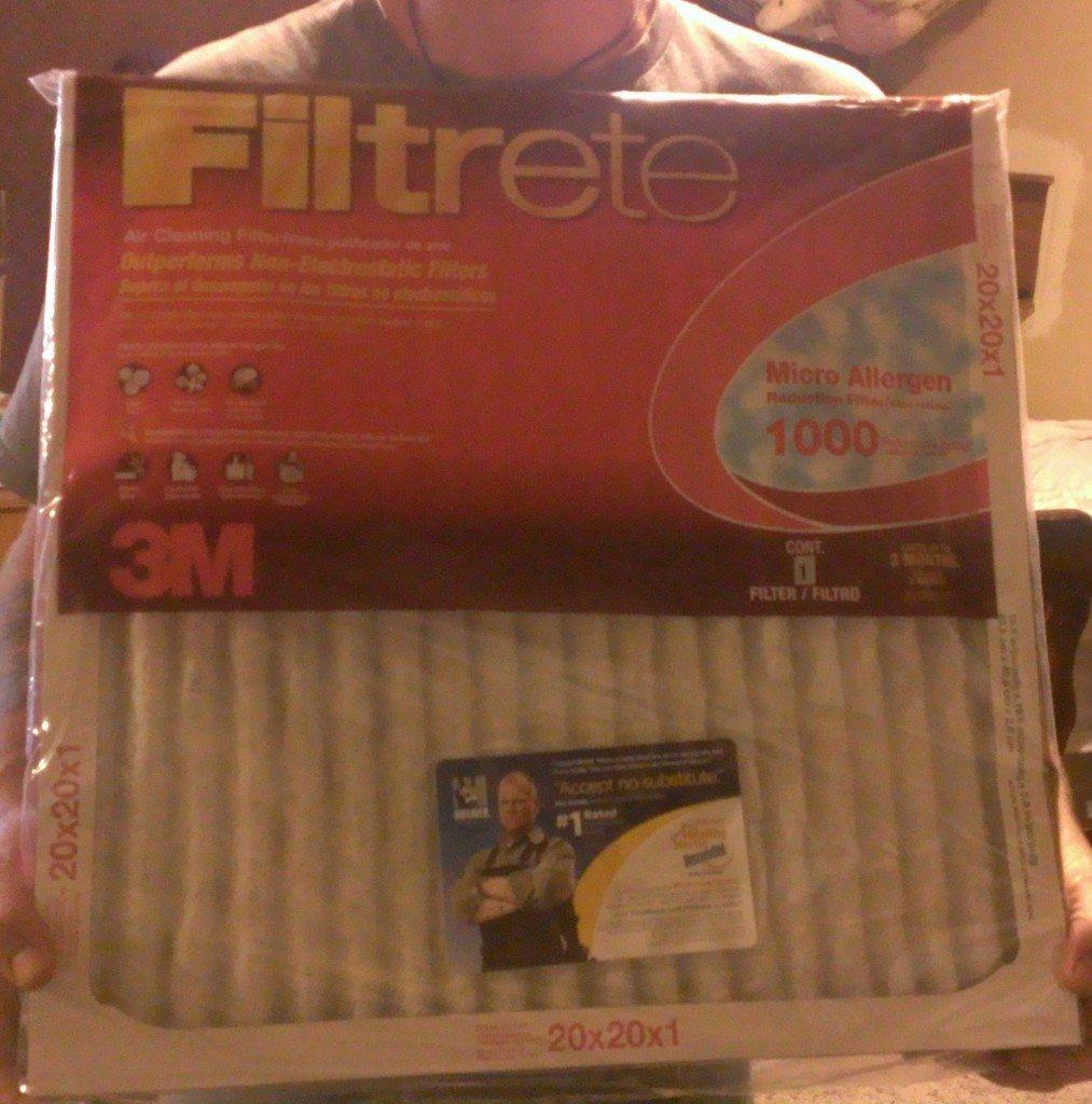 1WP_20130602_006 (1) Eight Ways To Get Rid Of Dust In Your Home! Thanks #FiltreteFilters