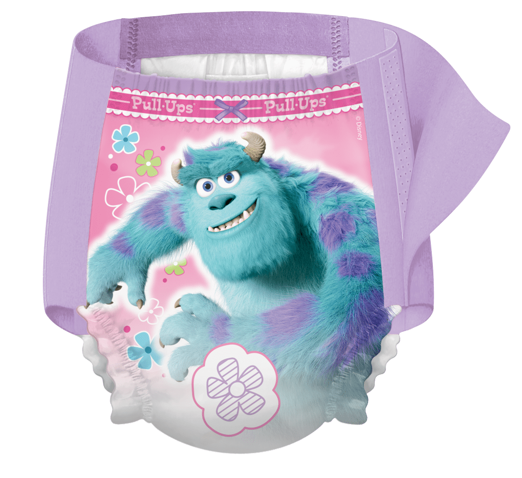 8854378039_d83be91382_o When To Start Potty Training? Mattie Loves Pull-Ups & Monsters U