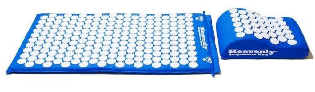 HeavenlyMat3  Relieve that Pain in the Neck with a Heavenly Acupressure Mat HeavenlyMat3