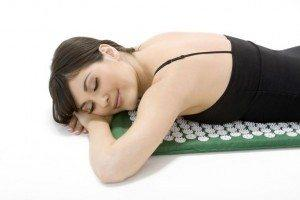 HeavenlyMat5  Relieve that Pain in the Neck with a Heavenly Acupressure Mat HeavenlyMat5