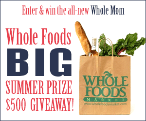 win cash Enter to #Win The All New Whole Mom $500 #Giveaway