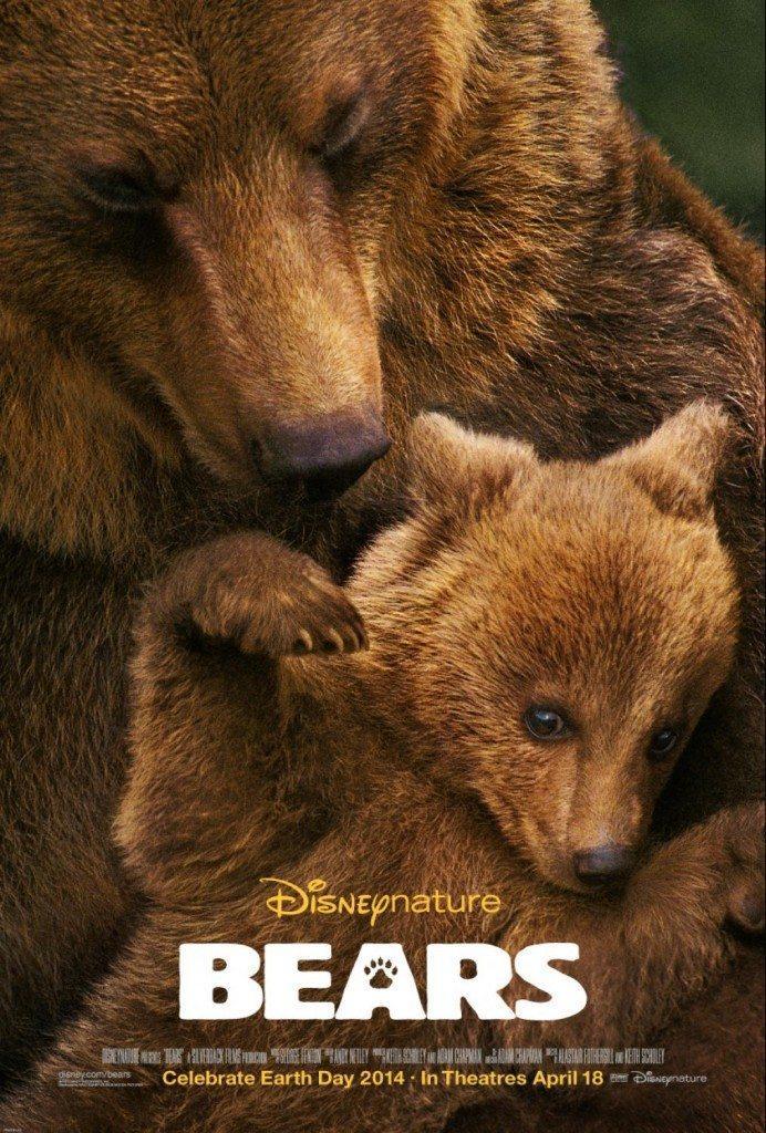 Disney's Bears Disneynature Bears Trailer Don't Miss the Heartwarming Sneak Peek