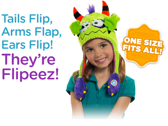 FLIPEEZE7  #Flipeez Super Fun Action Hat  FLIPEEZE7