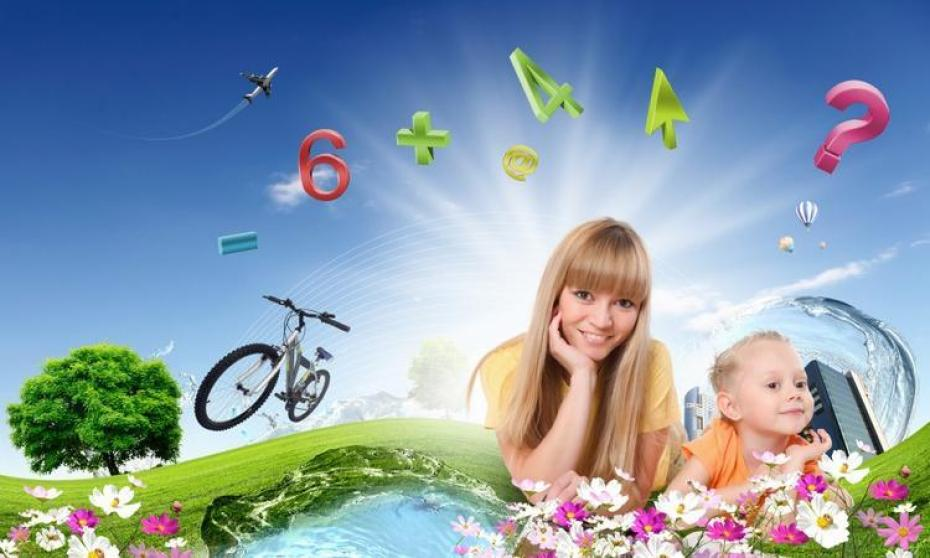 Kozzi collage with children and parents on green grass 930 X 558 5 Favorite Math Apps for Kids