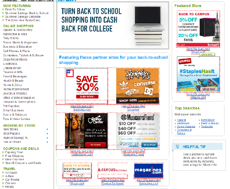 PARTNERS Upromise.com Gives You Cash Back For College! #sponsored