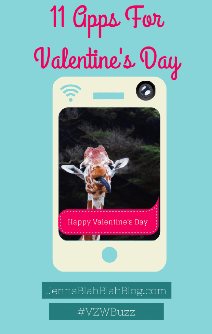 Apps For Valentine's Day  11 Sweet Apps For Valentine's Day #VZWBuzz Apps For Valentines Day