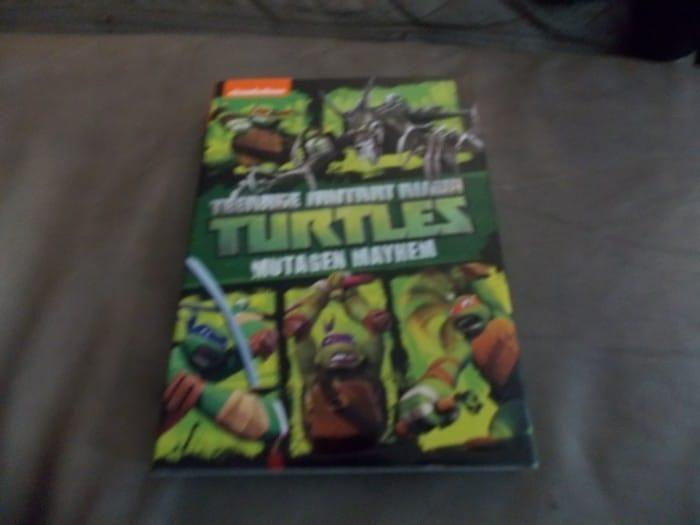 DSCN0518 5 Things My Son Loves About The Teenage Mutant Ninja Turltes: Mutagen Mayhem