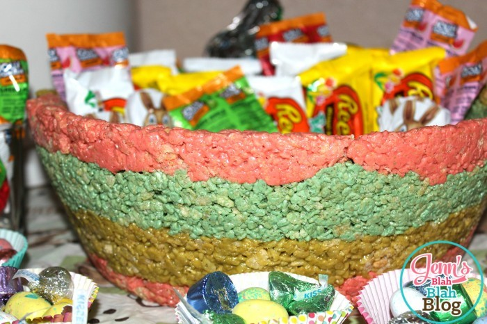 Easter Baket Ideas With Kids  #BunnyTrail Easter Ideas: Fun Easter Basket Ideas For Kids Easter Baket Ideas With Kids