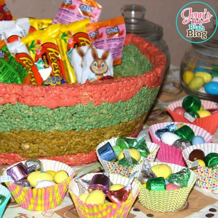 Easter Ideas With Kids  #BunnyTrail Easter Ideas: Fun Easter Basket Ideas For Kids Easter Ideas With Kids