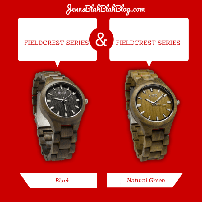 Fieldcrest Series Wood Watch by JORD 15 Things To Do On Valentine's Day, Plus A Great Gift Idea For Him