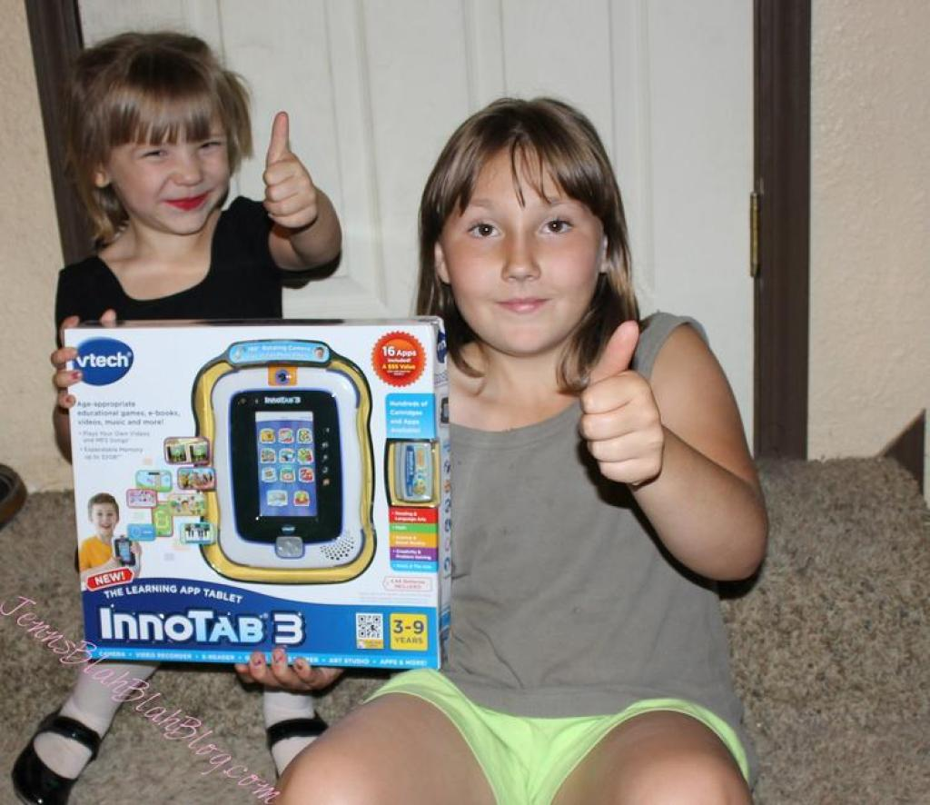 Gift Ideas For Kids 1024x886 Looking For Christmas Gift Ideas for Kids? Try The VTech Innotab3
